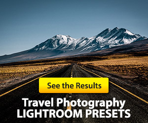 Travel Photography Lightroom Presets